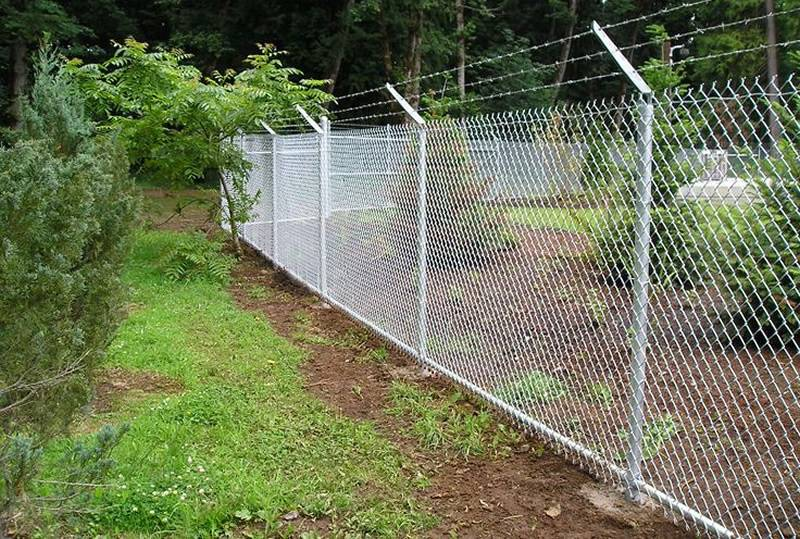 High security chain link fence exportimes